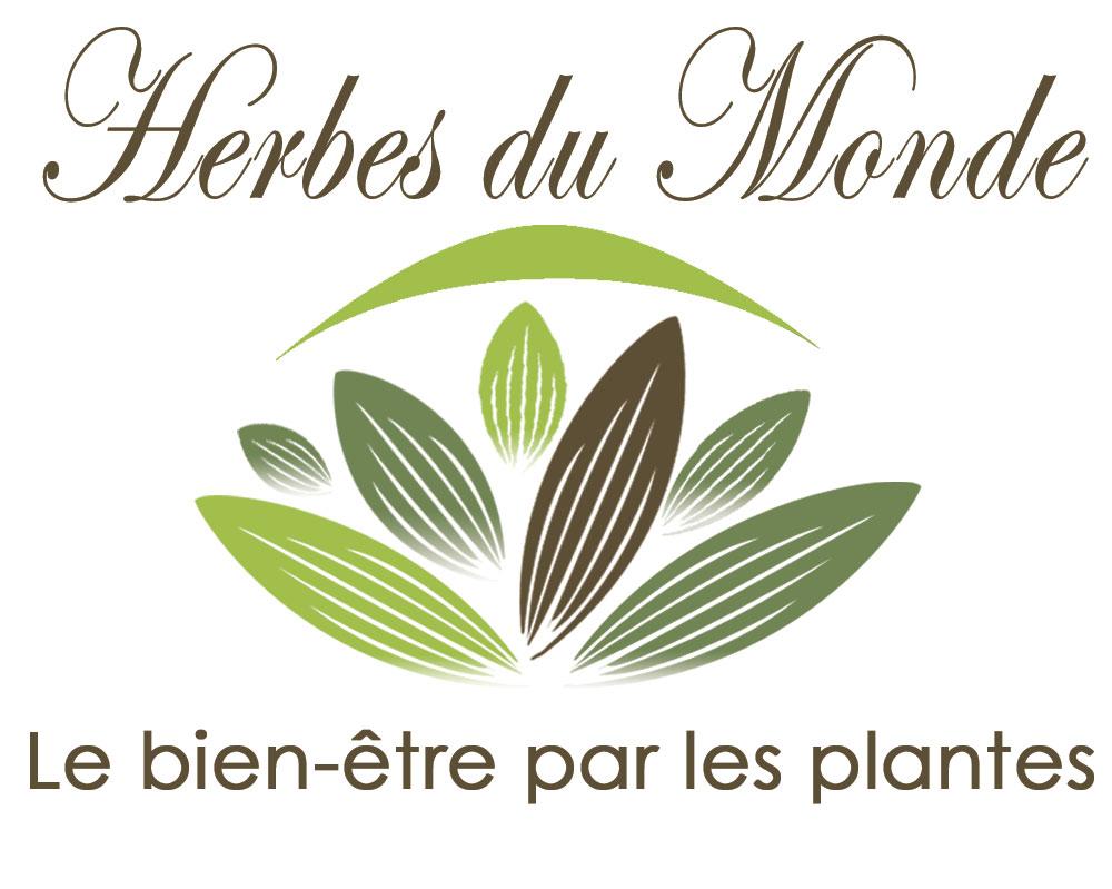 Logo Herbes du Monde